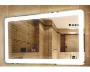Зеркало Континент Velvette 120х70 с LED подсветкой и сенсорным выключателем