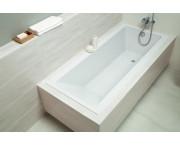 Акриловая ванна Cersanit Crea 170х75 см