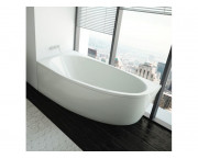 Акриловая ванна AQUATEK Дива 150х90 см