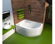 """Акриловая ванна MIRSANT """"Ялта"""" L\R (170х100) см"""