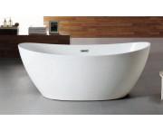 Акриловая ванна Azario Glasgow (166x78x66,5) универсальная