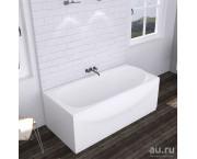 Ванна акриловая DOMANI-SPA 170х70(на каркасе+экран)