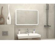 """Зеркало-шкаф  Континент-шкаф """"TOKIO LED"""" 90х53 с подсветкой"""
