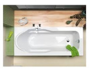 Акриловая ванна Cersanit SANTANA  (170х70)    (170Х75) СМ