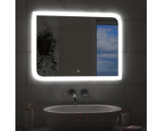 Зеркало Niagara Fantasy LED 80x60 с сенсором