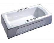 Ванна акриловая (170 х  75) Appollo TS 1702Q (c ручками)